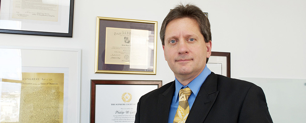 South Texas Criminal Defense Lawyer Phillip W. Goff